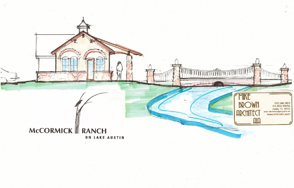 MCCORMICK RANCH ENTRY PAVILION